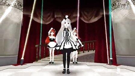 3D定制女仆1.44版本多人舞蹈