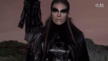 Alexander McQueen | 2014秋冬女装 | 时装秀