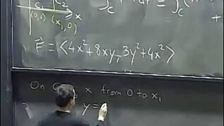 [多变量微积分:梯度场和势函数].Lecture.21