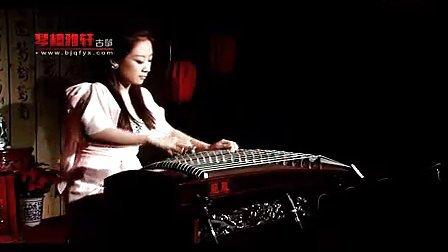 古筝名曲欣赏-《荷塘月色》-中国十大古筝名曲欣赏,在线学习古筝加Q:1373317126