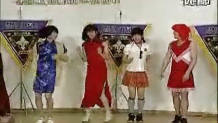 SJ模仿少女时代《Gee》