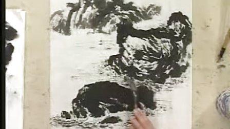 山水画构图法 14均衡(下)