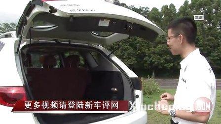 东风裕隆纳智捷大7 SUV视频测评_超清