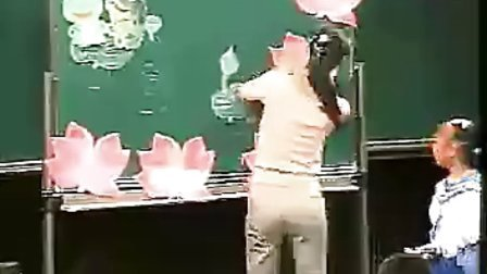 一年级音乐优质课展示《数蛤蟆》执教尹丹小学音乐优质课展示