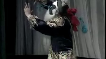 山西神池道情访白袍
