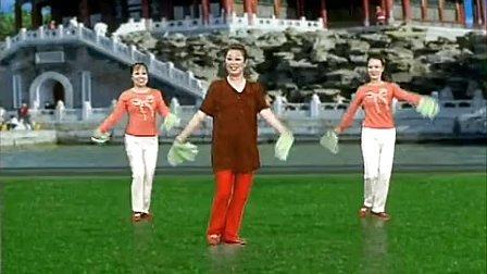 中老年广场健身舞 东北秧歌《今天是个好日子》 舞蹈教学视频