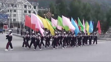 甘肃省临潭县冶力关镇中心校首届田径运动会2