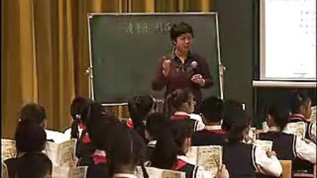 小学五年级语文优质课视频上册《清平乐村居》苏教版查老师