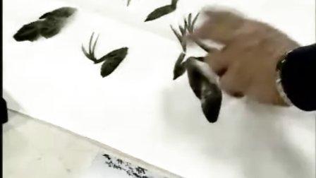 花鸟画技法 21 青蛙