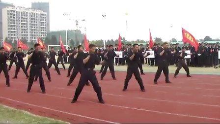 怀化市保安培训中心学员深圳比赛视频