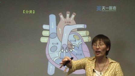 考拉网:2014临床执业(助理)医师考试儿科学先天性心脏病(1)知识精讲
