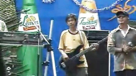 缅甸泼水节歌曲 Si Thu Lwin 王子寻妻