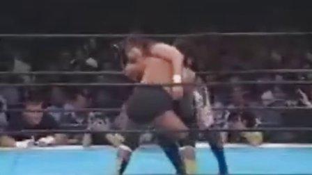 1999.05.03 新日本摔角 武藤敬司 VS 天龍源一郎 (IWGP)
