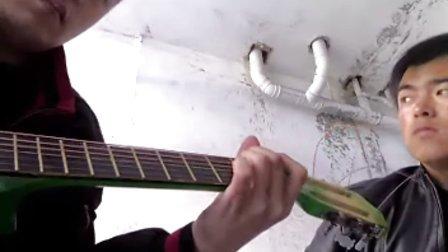 吉他 广岛之恋