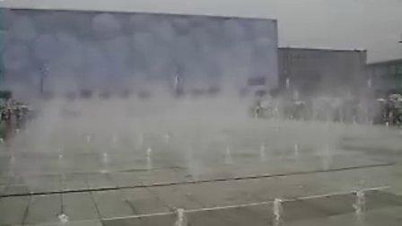 水立方喷泉2