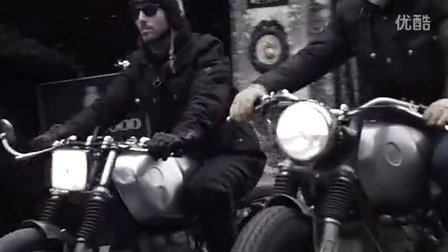 Belstaff Presents  For The Open Road - YouTube