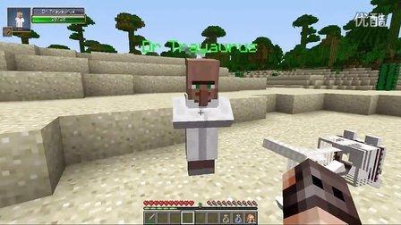 Minecraft爬虫巨骑乘海龟,鳄鱼和更多!MOD 附下载