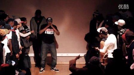 【粉红豹】KRUMP_battle_Rebel_vs_Jigsaw_Caveman_Hiphop