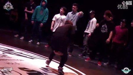 台中 vs 韩国- City War 2013街舞大赛