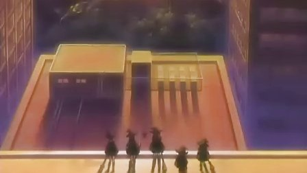 绝对正义VS外道少女队 02