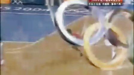 2004年雅典奥运会男篮小组赛(中国VS新西兰)第四节