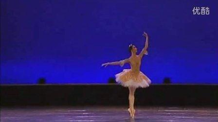 胡亦韩《睡美人-女变奏》芭蕾舞-广州市艺术学校