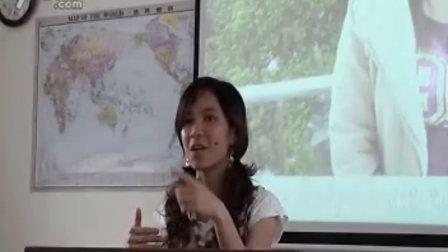阳朔卓悦英文书院英语口语培训班毕业典礼视频