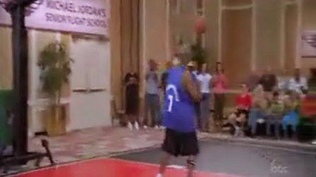(GC) Michael Jordan 客串情景喜剧 My Wife and Kids
