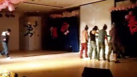 丛林小怪JFD 2008舞蹈大赛冠军