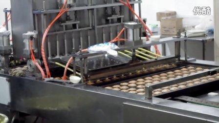 广州浩雅蛋糕生产线
