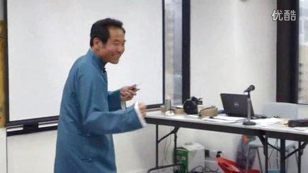 周欣芝(至品)2013香港曲艺交流之行