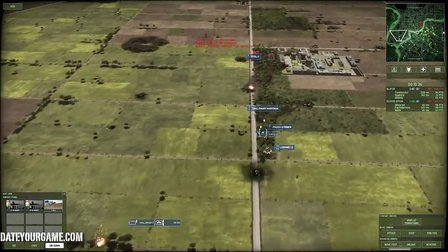 Wargame Red Dragon Live Close Beta Gameplay 4