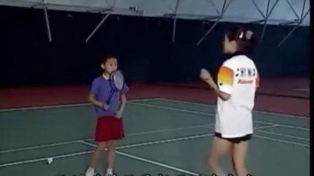 教你学打羽毛球 A
