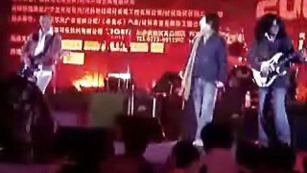唐朝乐队05年最新现场 《国际歌》