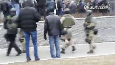 【藤缠楼】疑似美国黑水公司雇佣兵现身乌克兰街头