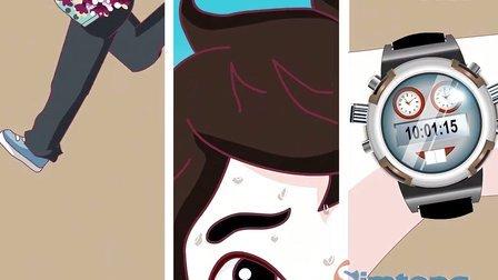 创意动画短片 爱情诚可贵 广州动画制作公司