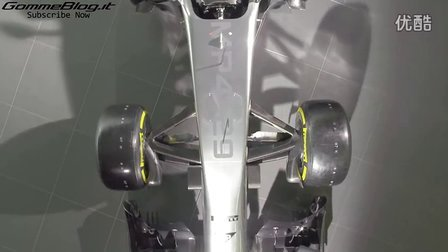 McLaren Mercedes MP4-29  Nice Exterior Design