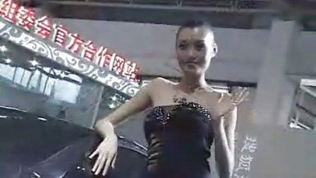【车展美女】风格各异美女车模