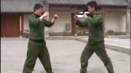 第三套军体拳动作分解教学-第三部