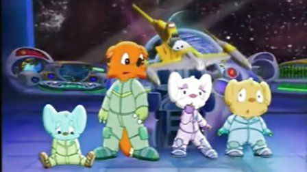 蓝猫淘气3000问太空历险记20 我想开飞船 02