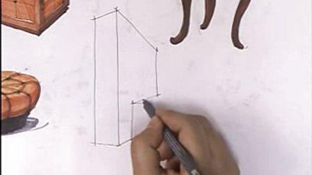 设计师手绘快速表现系列(家具)
