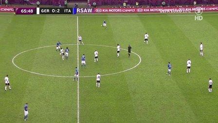 2012欧洲杯半决赛.德国vs意大利.下半场