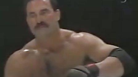 2000-12-31 新日本摔角 武藤敬司,高田延彥 VS 敦福萊,肯 夏姆洛克