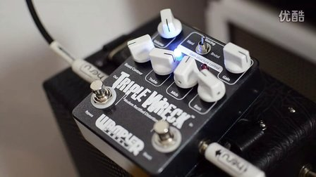 Wampler Triple Wreck - Metal by Ola
