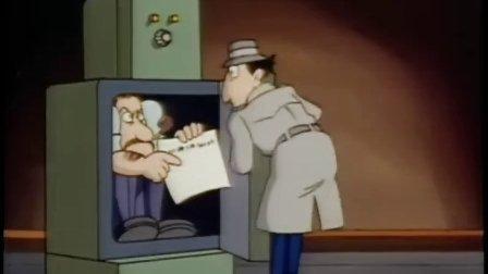 怀念经典动画片之神探加杰特