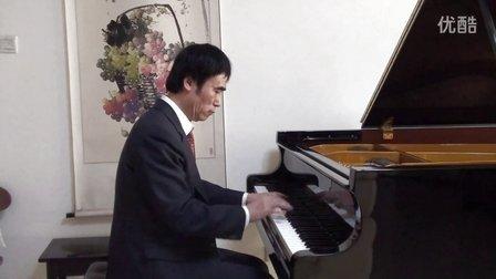 久石让钢琴曲《菊次郎的夏天》Summer