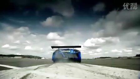 德意志纯血超跑Gumpert Apollo S 打破topgear赛道记录