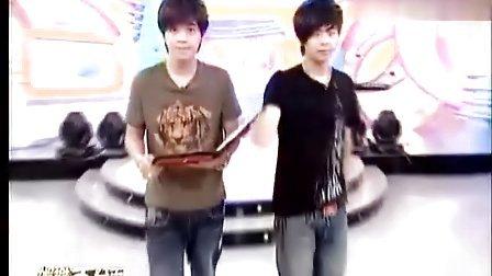 080802娱乐百分百live 篮球火首映会全记录 来宾:周采诗