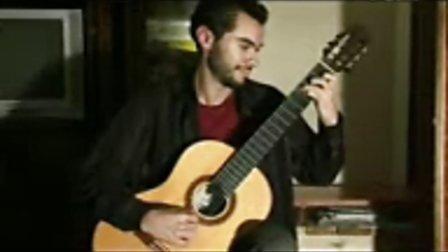 经典!木吉他版超级玛丽