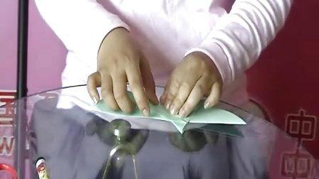 视频全过程教折纸-蝗虫 让你轻易教会小孩子折纸